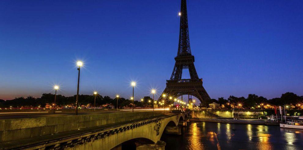 Tour nocturno por París y Cabaret Moulin Rouge