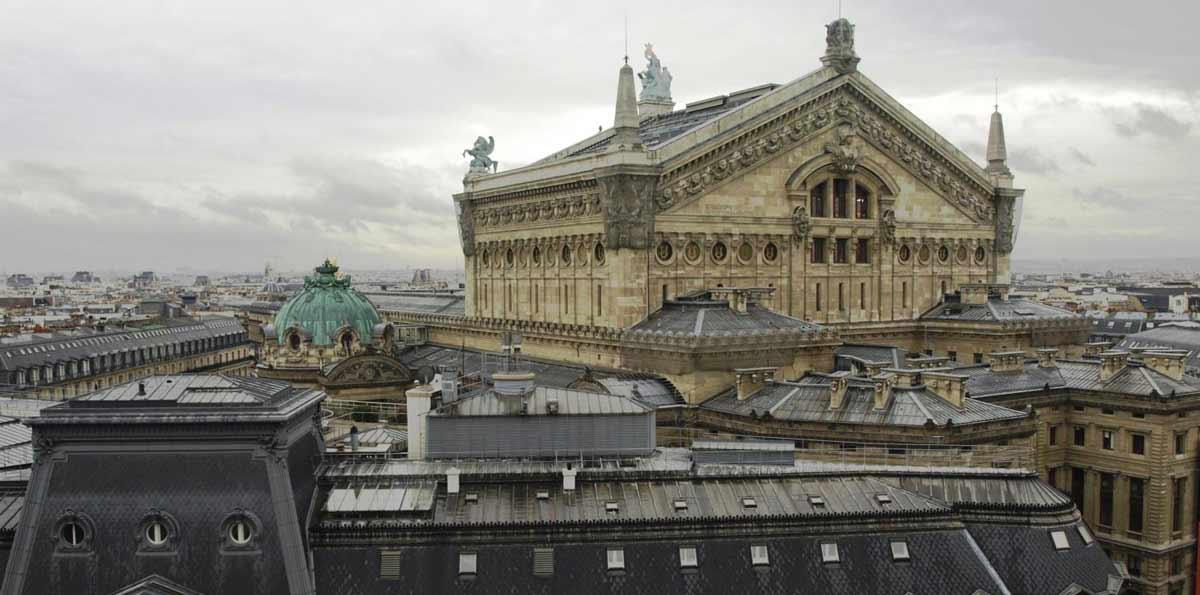 Visita guiada a pie por París