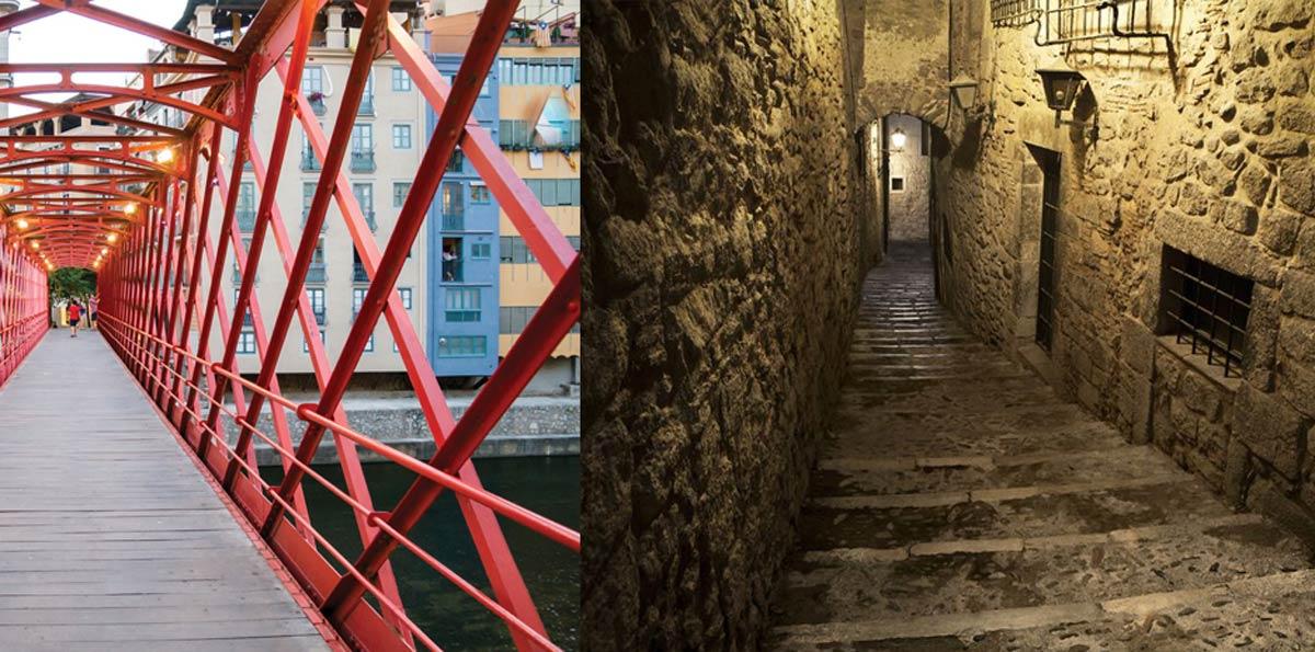 Visita guiada en Girona