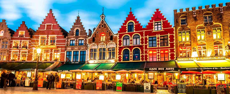 Excursión a Brujas desde Ámsterdam
