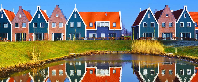 Excursión a los Molinos de Ámsterdam, Volendam y Marken
