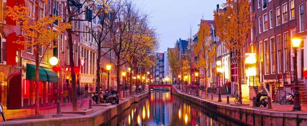 Tour por el Barrio Rojo de Ámsterdam