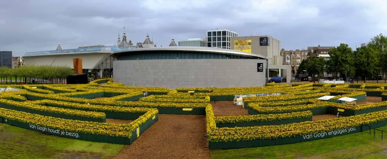 Visita guiada al Museo Van Gogh