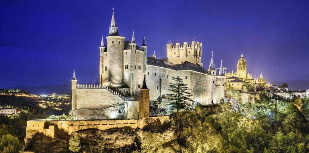 Visita guiada nocturna por Segovia