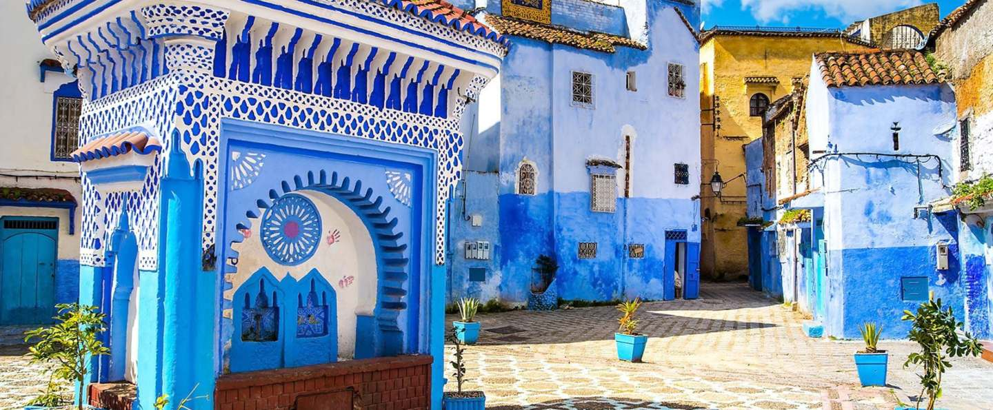 Seville to Morocco tour in 3 days