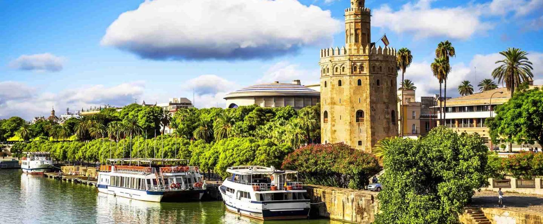 Guadalquivir River Cruise in Seville