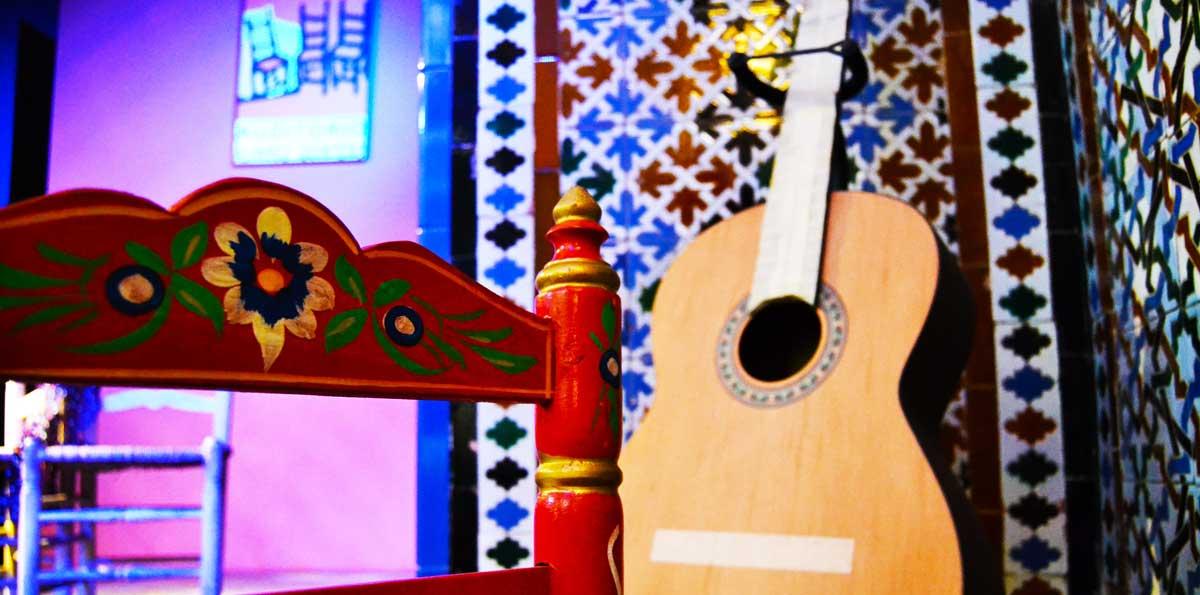 Sevilla: Espectáculo flamenco en Tablao Flamenco Álvarez Quintero