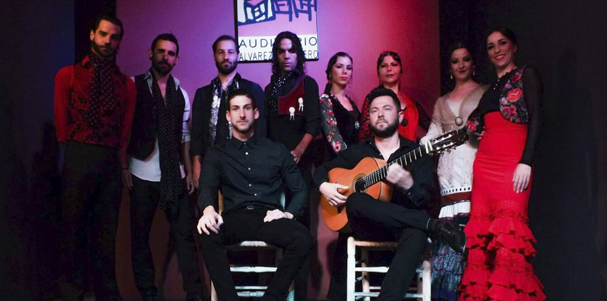 Espect culo flamenco en sevilla nattivus for Espectaculos en sevilla hoy