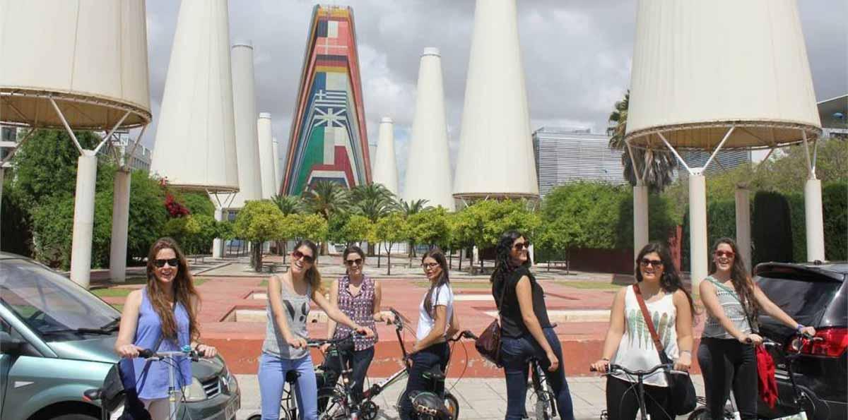 Seville Full day Bike Tour