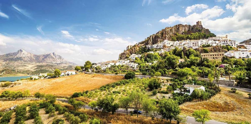 White Villages and Ronda Tour from Seville