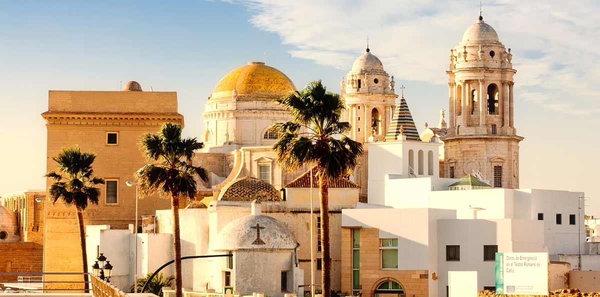 Cádiz and Jerez Tour from Seville
