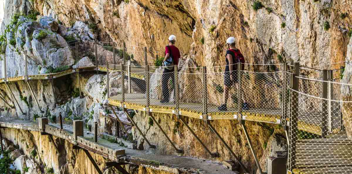 Caminito del Rey Trekking Tour from Seville