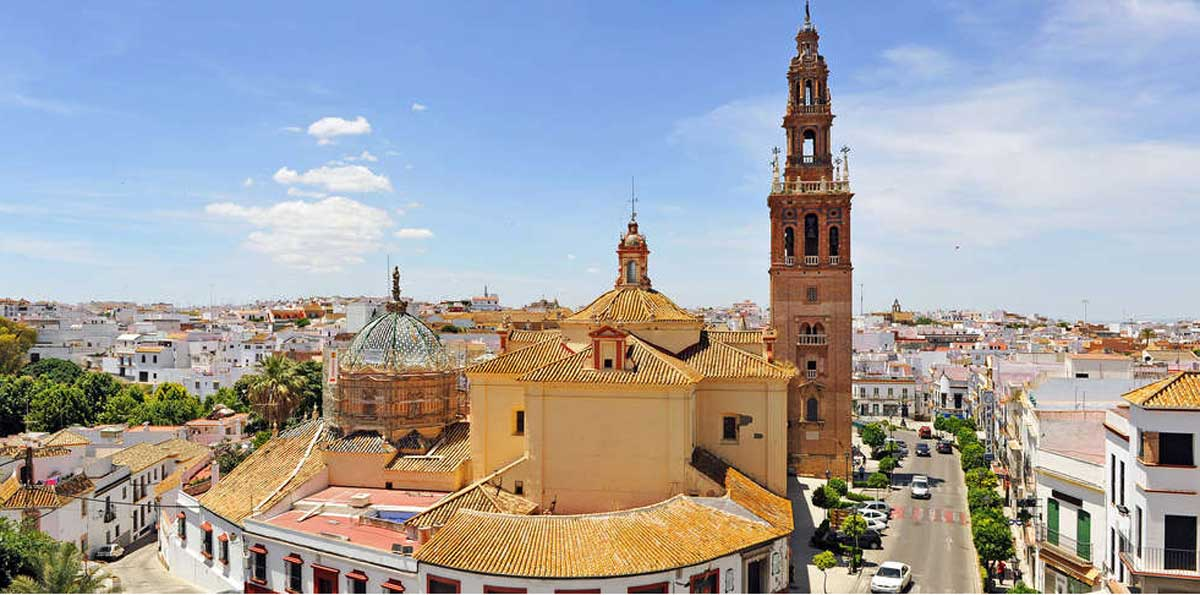 Carmona Tour from Seville