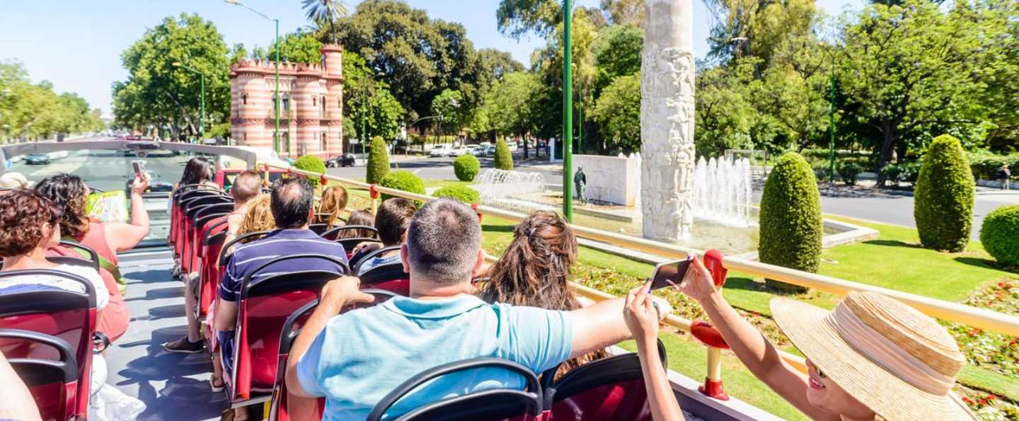 Seville City Hop on Hop off Bus Tour