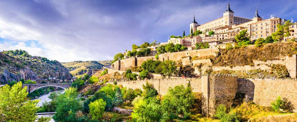 Toledo Monumental Tour with Tickets