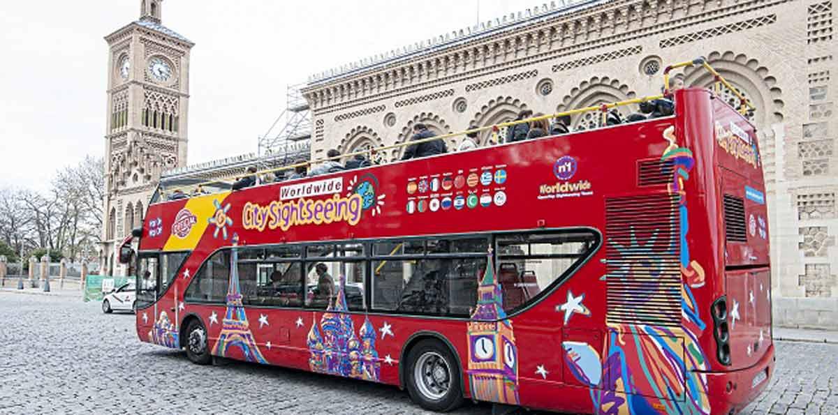 Autobús turístico Toledo City Tour
