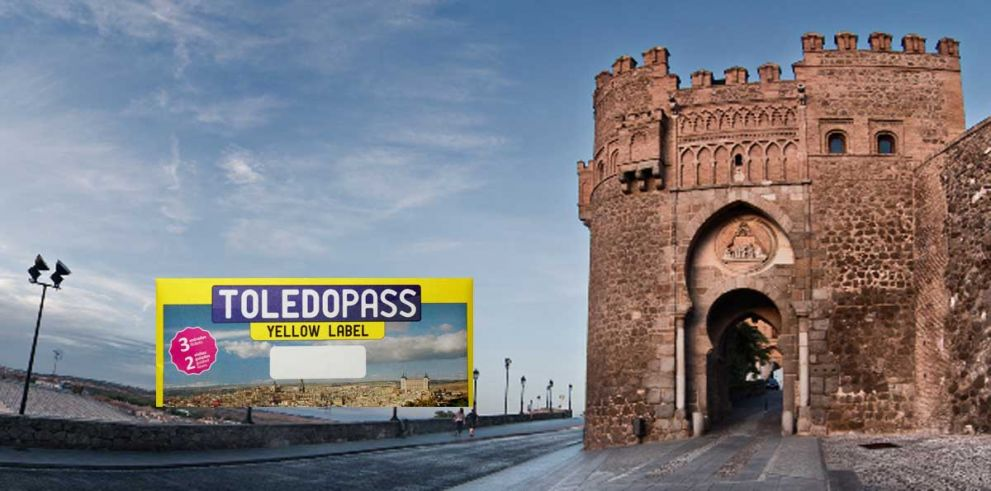 Toledo Pass: Tickets to monuments, guided tours and Toledo tourist Bracelet
