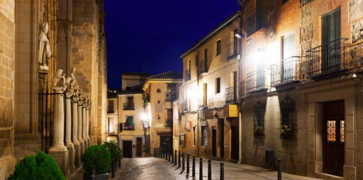 Visita nocturna Toledo de los Templarios