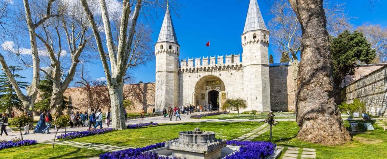 Tour por Estambul: Mezquita Azul, Santa Sofía, Gran Bazar y Topkapi