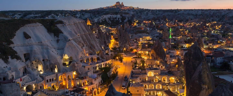 Excursión a Capadocia desde Estambul en 1 día