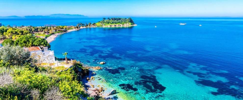 Circuito por Turquía con playa en el Mar Egeo
