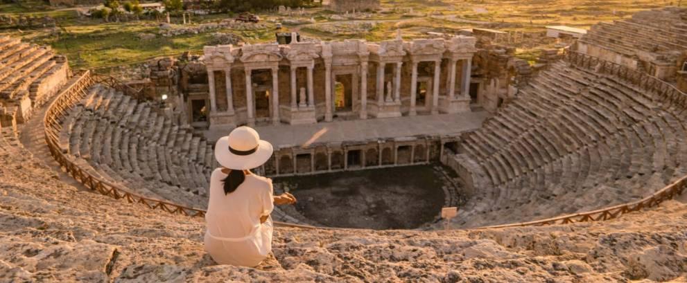 Tour Estambul, Capadocia, Pamukkale y Éfeso en 9 días